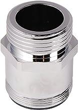 Sanitop-Wingenroth 17811 2 Perlator overgangsstuk, M28 buitendraad x 3/4 inch buitendraad