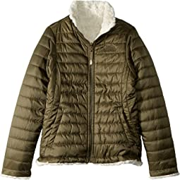 Reversible Mossbud Swirl Jacket (Little Kids/Big Kids)