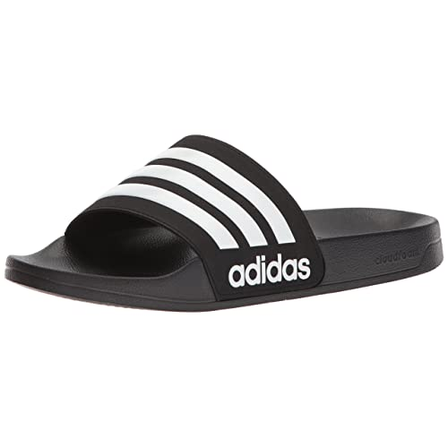 61acc51037ef adidas Men s Adilette Shower Slide Sandals