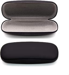 Glasses Case Hard Shell | Eyeglasses & Sunglasses Case For Men, Women, Kids