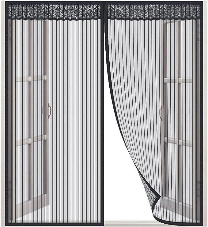 435 opinioni per Lictin Zanzariera per Finestra incl- Dimensions 130 x 150CM, Suitable for 130 cm