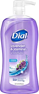 Dial Body Wash, Lavender & Jasmine, 32 Fluid Ounces ( Pack May Vary )