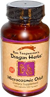 Dragon Herbs Microcosmic Orbit 500 mg 100 Capsules