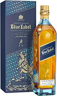 Johnnie Walker Blue Label Zodiac Collection Year Of The Ox Blended Scotch Whisky 750mL