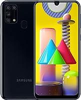 Samsung Galaxy M31 Smartphone, 64 GB, Svart