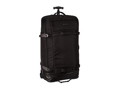 Burton Multipath Checked Travel Bag (True Black Ballistic) Luggage