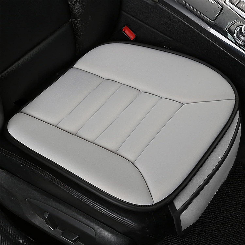 SEIUCAN Car Fees Rare free Seat Cushion with Storage Foam Memory