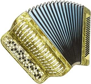 used chromatic button accordion