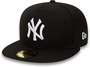 New Era MLB Basic NY Yankees 59Fifty Fitted Honkbalpet voor volwassenen