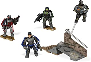 Mega Bloks DPB54 Call of Duty Advanced Soldiers Action Figures (4-Piece Set)