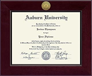 Elite Fan Shop NCAA Diploma Frames Sierra