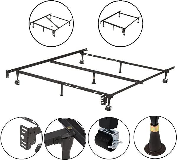 2k 家具设计床架可调节黑色