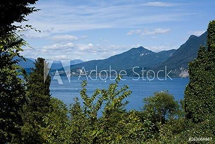 Verbania Lago Maggiore Karte.Amazon It Lago Maggiore Casa E Cucina