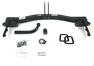Gancio di traino fisso Ford Focus III 5porte dal 2011 universale 7p kit elettr