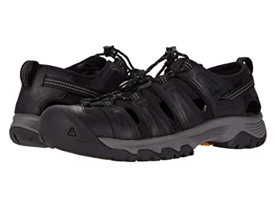 KEEN Targhee III Sandal (Black/Grey) Men