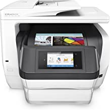HP OfficeJet Pro 8740 All-in-One Wireless Printer with Mobile Printing, HP Instant Ink & Amazon Dash Replenishment ready (K7S42A) (Certified Refurbished)