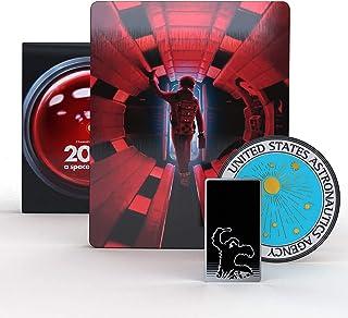 2001年宇宙の旅 4K UHD 限定スチールブック仕様 [4K UHD+Blu-ray 日本語有り)](輸入版)