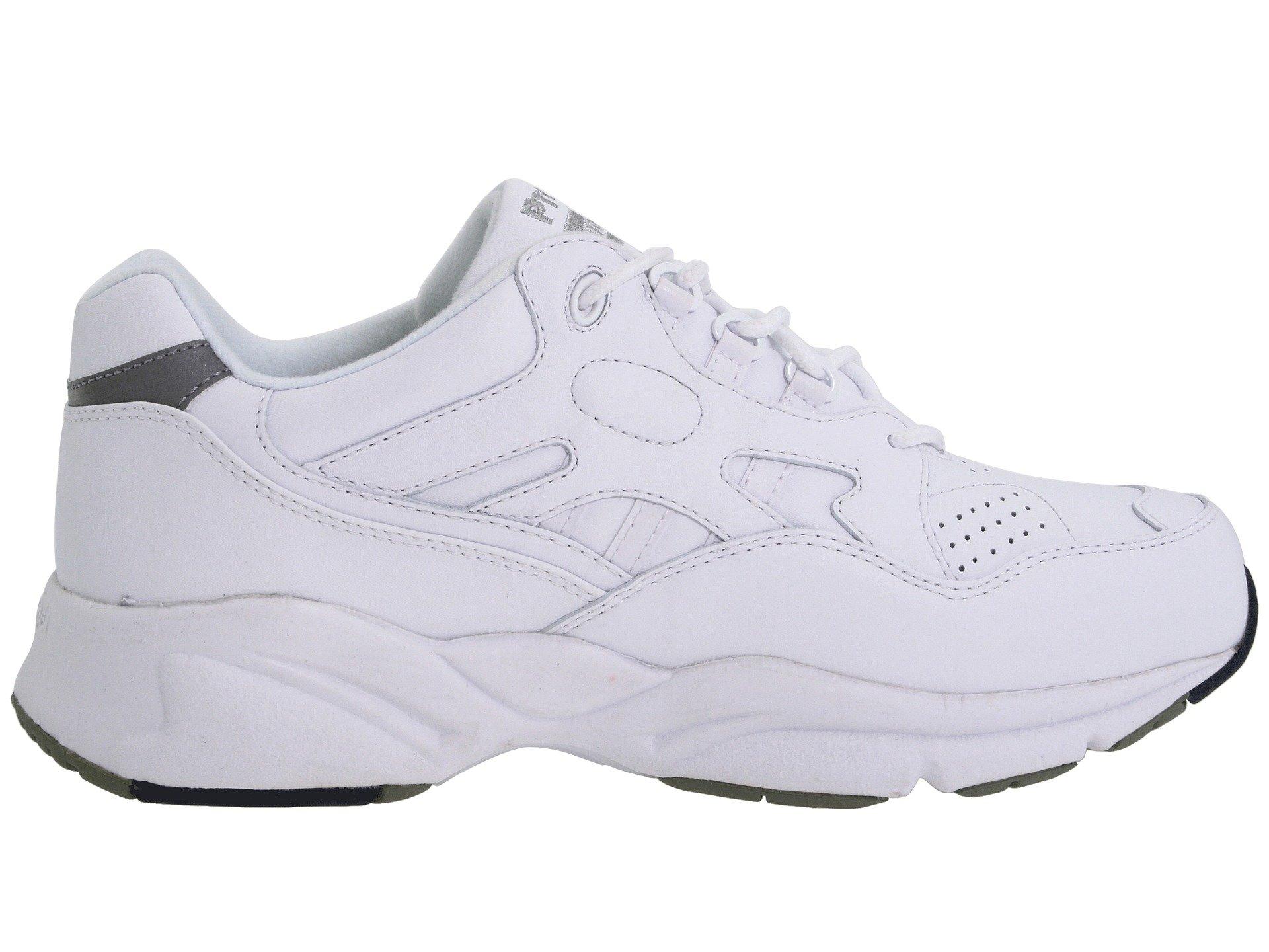 Shoe Code White Medicare Leather A5500 hcpcs Walker Stability Diabetic Propet xFqOTaw