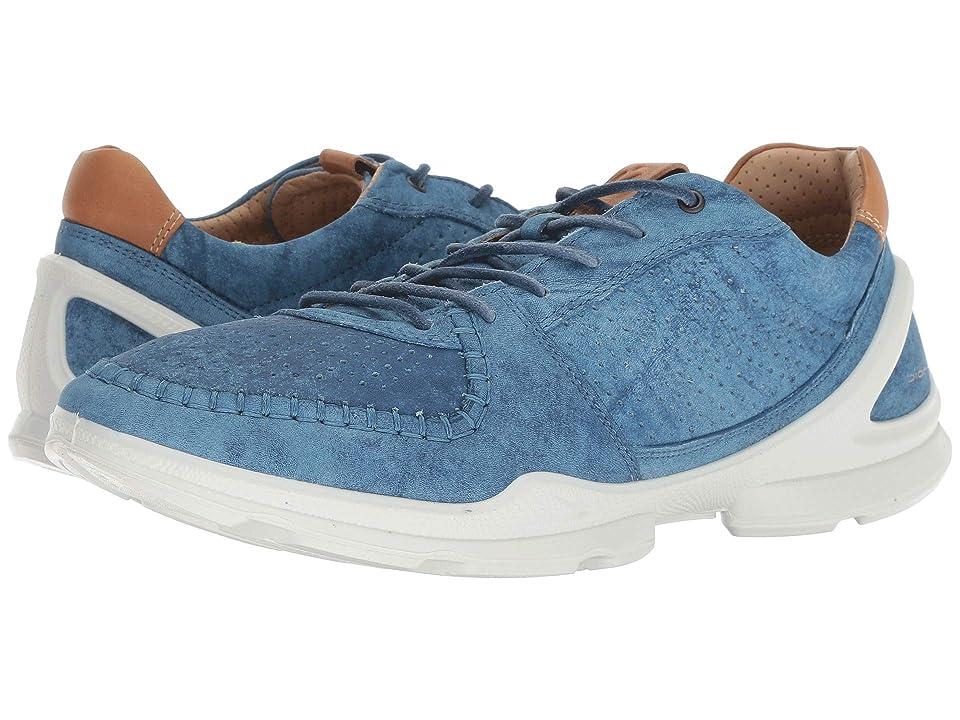 ECCO Biom Street Sneaker (Indigo 5 Blue Lagoon) Men