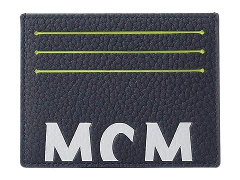 MCM New Big Logo Card Case Mini