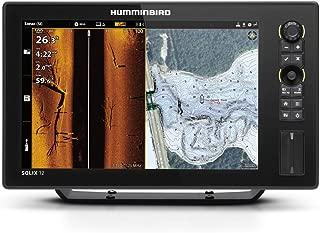 Humminbird SOLIX 12 Chirp MEGA SI+ GPS G2 12.1