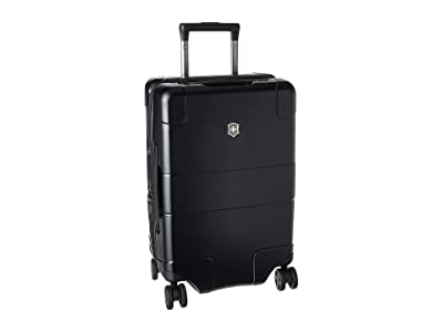 Victorinox Lexicon Hardside Frequent Flyer Carry-On (Black) Luggage