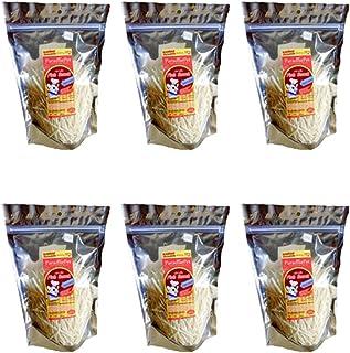 6 Sachets ParadisePet Sugar Glider, Hamster, Squirrel, Hedgehog, Chinchillas, Rabbit, Ferret, Small Pet Food Supplies Fish Snack 120 g. + 15% Bonus = 138 g.