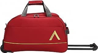 Aristocrat Cadet Polyester 53 cms Red Travel Duffle (Cadet)