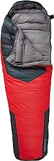 Ferrino Lightec 1400 täcke mamma sovväska, grå/röd, stor