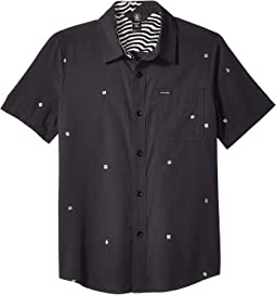 Dragstone Short Sleeve Shirt (Big Kids)