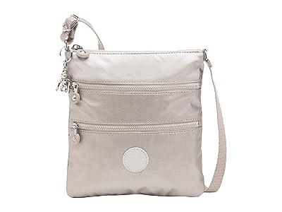 Kipling Keiko Crossbody (Metallic Glow) Cross Body Handbags