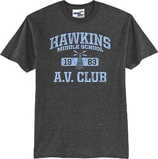 Utopia Sport Hawkins A.V. Club Youth T-Shirt (M-L)