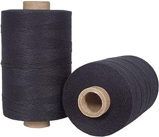wool warp for weaving