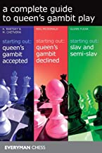 A Complete Guide to Queen's Gambit Play (Everyman Chess)