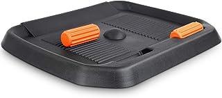 FEZIBO Standing Desk Anti Fatigue Mat with Ergonomic Design Comfort Floor Mat