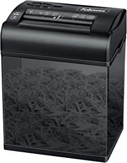 Fellowes Powershred Shredmate Paper Shredder Black