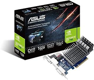 ASUS NVIDIA GeForce GT710搭載ビデオカード ファンレス 710-1-SL-BRK