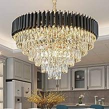 Chandeliers Magical Lights Modern Luxury Personalized Custom Black Light Engineering Lighting Chandelier 80 * 100CM Chande...