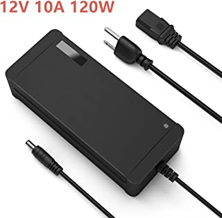 LED Light power supply UL Listed 12v 6A 72W AC Adapter for strip module showcase