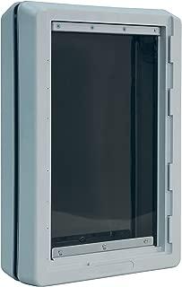 Ideal Pet Products Designer Series Ruff-Weather Pet Door with Telescoping Frame