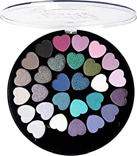 ESSENCE COSMETICS Counting Hearts Eyeshadow Palette Assorted Colors (2 Pack)