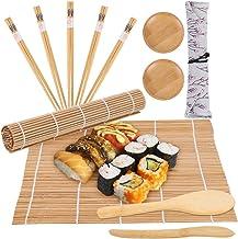 Veraing Sushi Set, 12 Stück Bambus Sushi Maker Set für Anf
