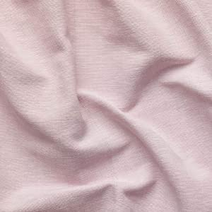 IKEA ASIA Lenda Curtains with Tie-Backs 1 Pair, Light Pink, 57.1x98.4 inch