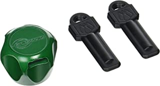 Flow Security Systems | Faucet Lock II | Magnetic Key | Keyed The Same | Prevents Water Theft & Secures Outdoor Taps | Promotes Water Conservation | Fits Most Outdoor Hose Bibbs | FSS 500 | 1 Pack