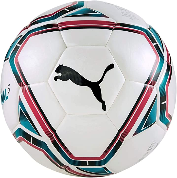 Pallone da calcio puma teamfinal 21.5 hybrid ball 83309