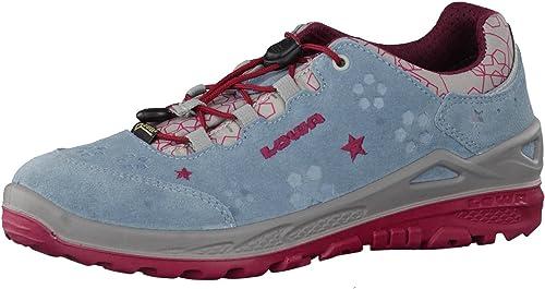 Lowa Diego GTX Lo, Chaussures de Randonnée Hautes Mixte Enfant
