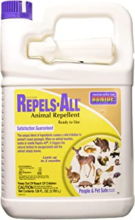Bonide Chemical Co Shot Gun Rtu Repels All Animal Repellent, 128 fl oz.