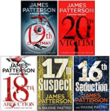 Women Murder Club Series 5 Books Collection Set By James Patterson (19th Christmas [Hardcover], 20th Victim [Hardcover], 1...