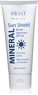 Obagi Sun Shield Mineral Broad Spectrum SPF 50 Sunscreen, 3 oz