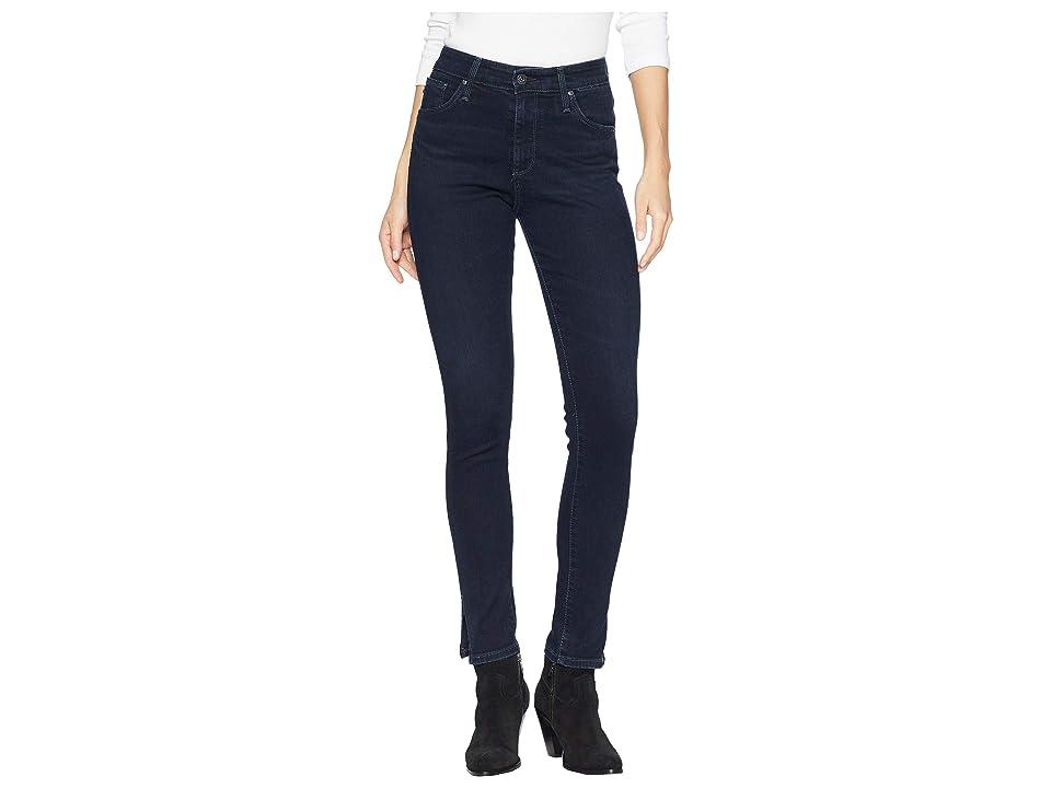 Image of AG Adriano Goldschmied Farrah Skinny Ankle in Yardbird (Yardbird) Women's Jeans